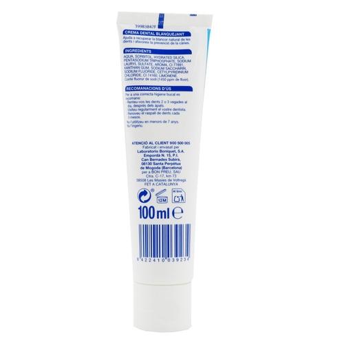 BONPREU Crema dental blanquejant