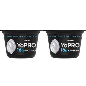YOPRO Iogurt desnatat natural