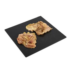 Escalopa de pollastre amb pebre