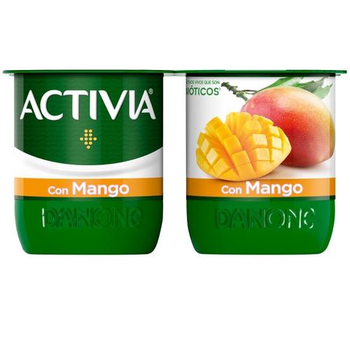 ACTIVIA Iogurt amb mango