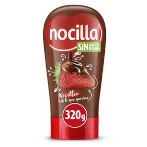 NOCILLA Crema de xocolata amb avellanes