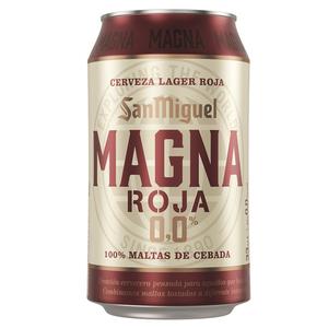 SAN MIGUEL Cervesa Magna roja 0.0