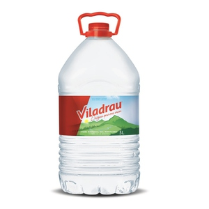 VILADRAU Aigua mineral natural
