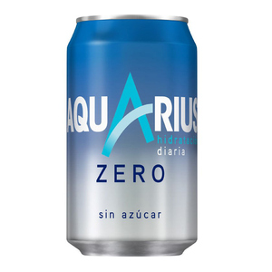 AQUARIUS Refresc de llimona Zero