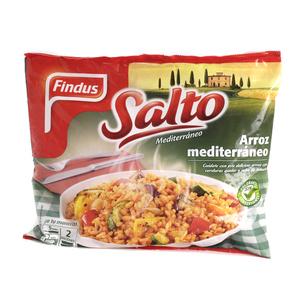 FINDUS SALTO Arròs mediterrani