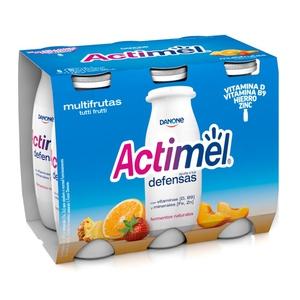 ACTIMEL Iogurt per beure multifruites