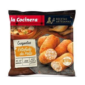 LA COCINERA Croquetes de pollastre