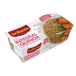 BRILLANTE Arròs integral amb quinoa