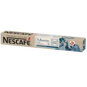 NESCAFÉ FARMERS Càpsules de cafè 3 Américas