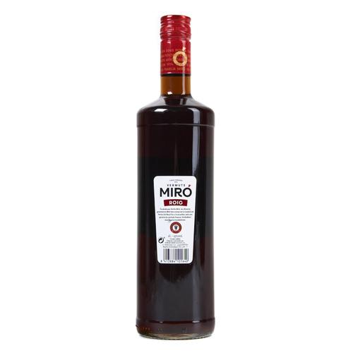 MIRÓ Vermut negre