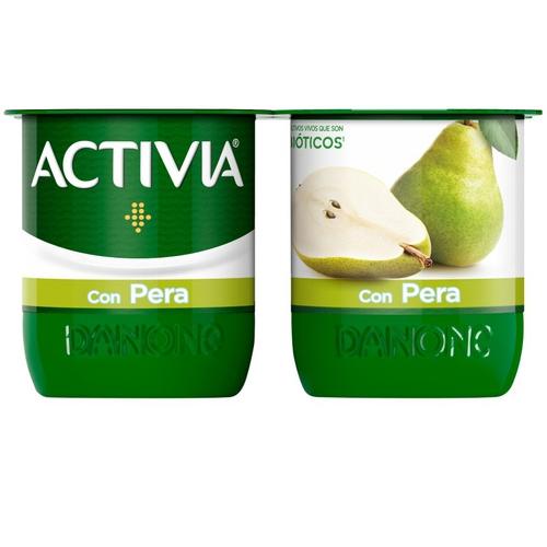 ACTIVIA Iogurt amb pera