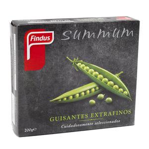 FINDUS Pèsols extrafins