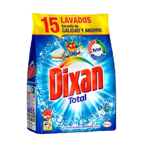 DIXAN Detergent llevataques polvoritzat 15D