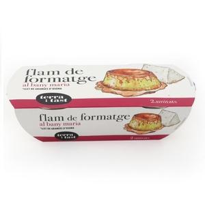 TERRA I TAST Flam de formatge
