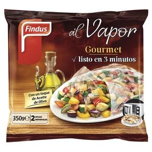 FINDUS Verdura al vapor Gourmet
