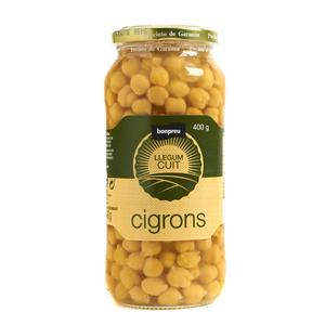 BONPREU Cigrons cuits