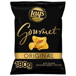 LAY'S GOURMET Patates fregides Gourmet