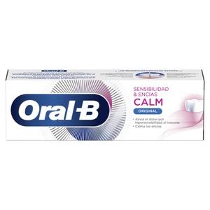 ORAL B Dentifrici sensibilitat calm