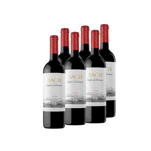 BACH Caixa de vi negre DO Catalunya Viña Ext.