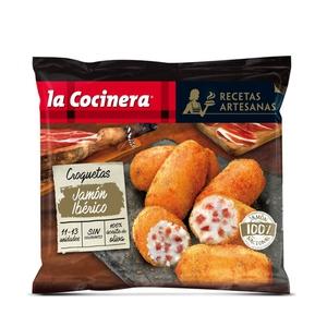 LA COCINERA Croquetes de pernil ibèric