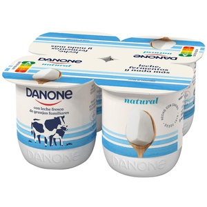 DANONE Iogurt natural