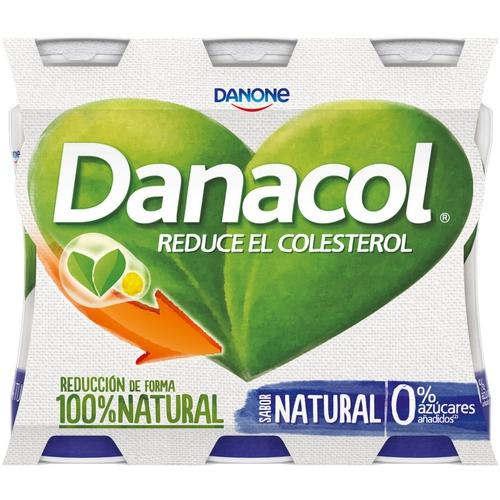 DANACOL Iogurt per beure natural
