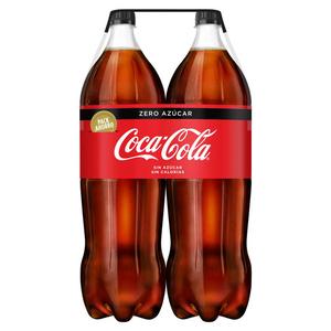 COCA-COLA Refresc de cola zero