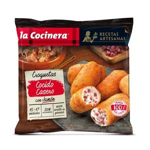LA COCINERA Croquetes de carn d'olla