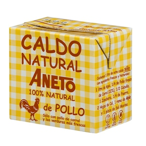 ANETO Brou natural de pollastre