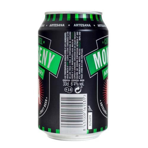 MONTSENY Cervesa d'alta fermentació