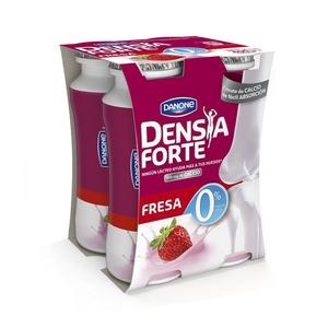 DENSIA Iogurt líquid de maduixa 0%