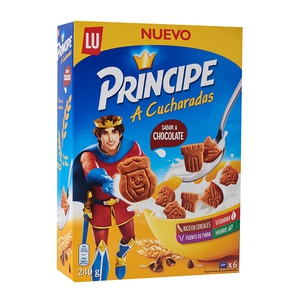 PRINCIPE Galetes amb gust de xocolata