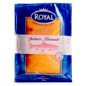 ROYAL Salmó fumat