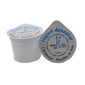 LACTICS FOIX KM0 Iogurt natural desnatat