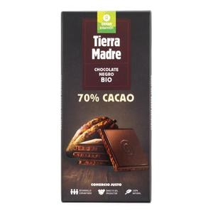 INTERMÓN Xocolata negra 70% ecològica
