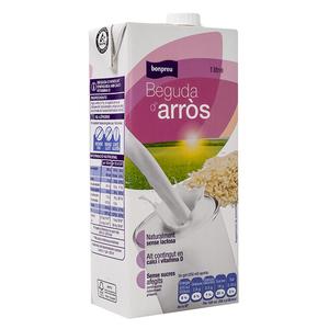 BONPREU Beguda d'arròs UHT amb calci