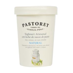 EL PASTORET Iogurt natural artesà
