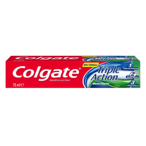 COLGATE Crema dental triple acció