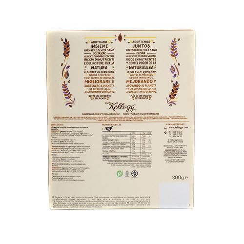 KELLOGG'S Cereals integrals ecològics xocolata