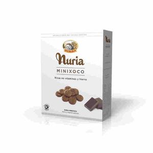BIRBA NURIA Galetes mini de xocolata KM0