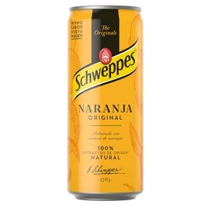 SCHWEPPES Refresc de taronja