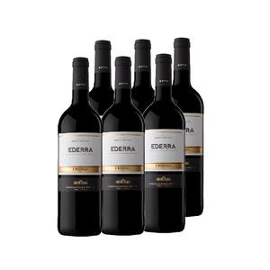 EDERRA Caixa de vi negre DO Rioja criança