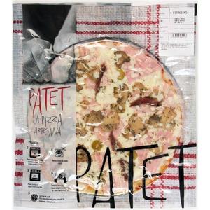 PATET Pizza 4 estacions