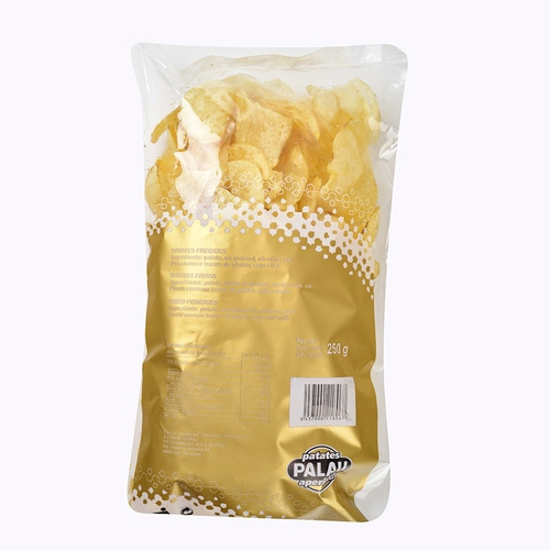 PALAU Patates fregides Km0