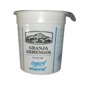 GRANJA ARMENGOL Iogurt natural ensucrat Km0
