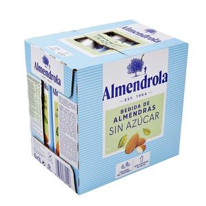 ALMENDROLA Beguda d'ametlles sense sucres