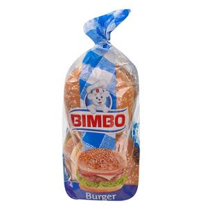 BIMBO Panets rodons per maxi hamburgueses