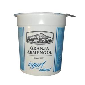 GRANJA ARMENGOL Iogurt natural Km0