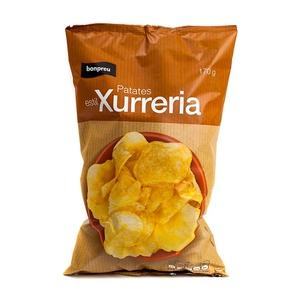 BONPREU Patates fregides estil xurreria