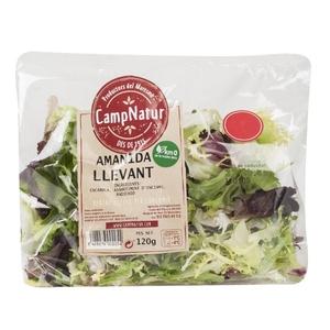 CAMPNATUR Amanida Llevant Km0 en bossa de 120 grams